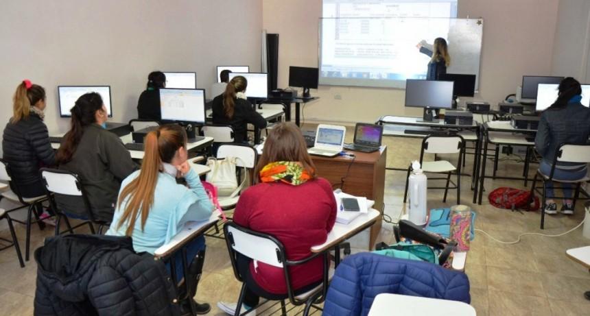 Continúan los cursos de Introducción al Trabajo en Reconquista