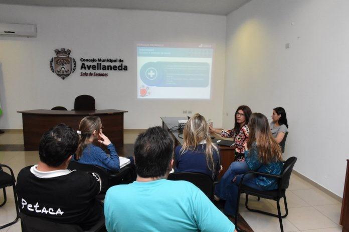 Avellaneda fue reconocida como ciudad saludable
