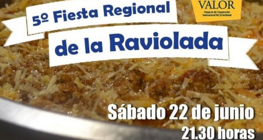 5ª Fiesta Regional de la Raviolada