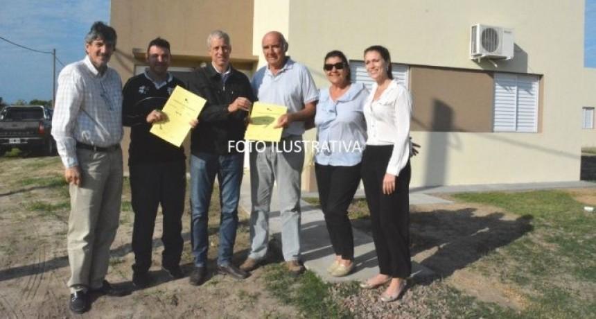 Sortearán 20 viviendas en Avellaneda