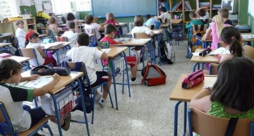 La provincia comenzó a diagramar la vuelta a clases