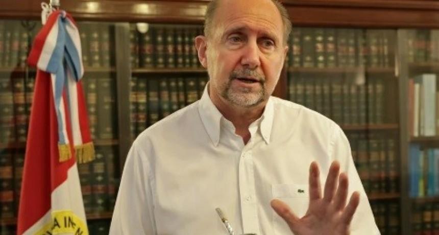 Vicentin: a pesar del revés judicial, Omar Perotti sigue adelante con su «plan de rescate»