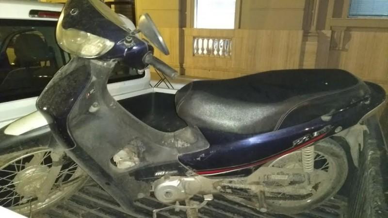 Notable aumento de robos de motos en Reconquista