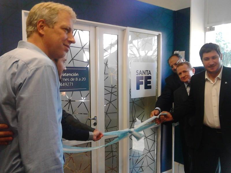 Se inauguró el Centro Territorial de Denuncias en Reconquista