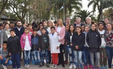 Plan del Norte: nueva escuela secundaria para la ciudad de Vera