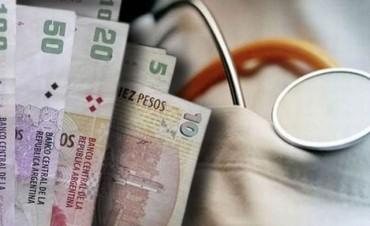 El hombre que se negó a pagar el plus médico fue denunciado por el profesional