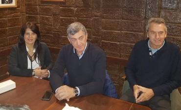 Jorge Boasso presentó su lista en Reconquista