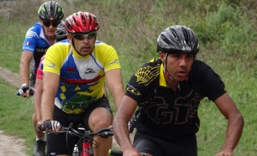 Jornada de Mountain Bike en Reconquista