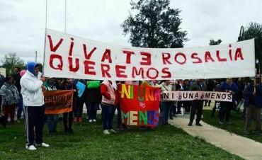 Desesperada busqueda de Rosalia Jara