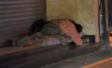 Ola polar: asisten a personas en situación de calle en Reconquista