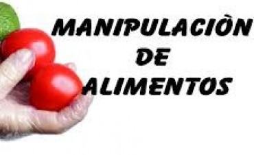 Curso de manipulación de alimentos en Reconquista