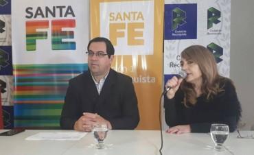 Reconquista recibió una transferencia del fondo de obras menores 2016