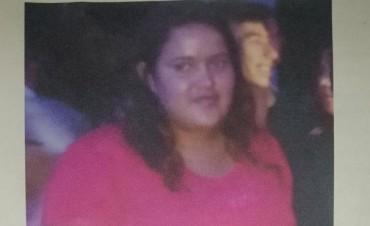 Buscan a Joven desaparecida en Villa Ocampo