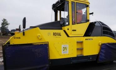 Plan del Norte: la provincia avanza con el mantenimiento de la red vial en el departamento Vera
