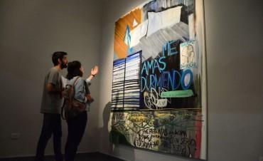 Muestra de la artista Gimena Macri en Reconquista