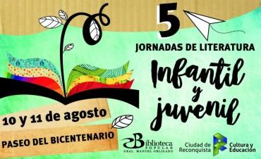 5° Jornadas de Literatura Infantil y Juvenil en Reconquista