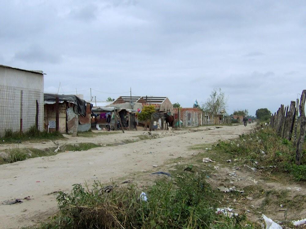 Déficit habitacional: la formación de los barrios