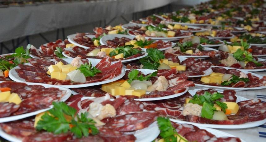 Exitosa Fiesta del Salame