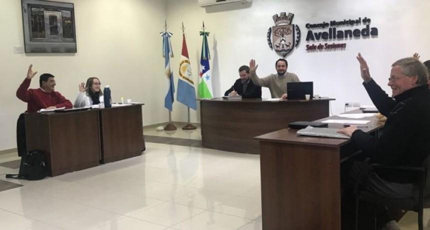 Se aprobó la ejecución presupuestaria 2017 en Avellaneda