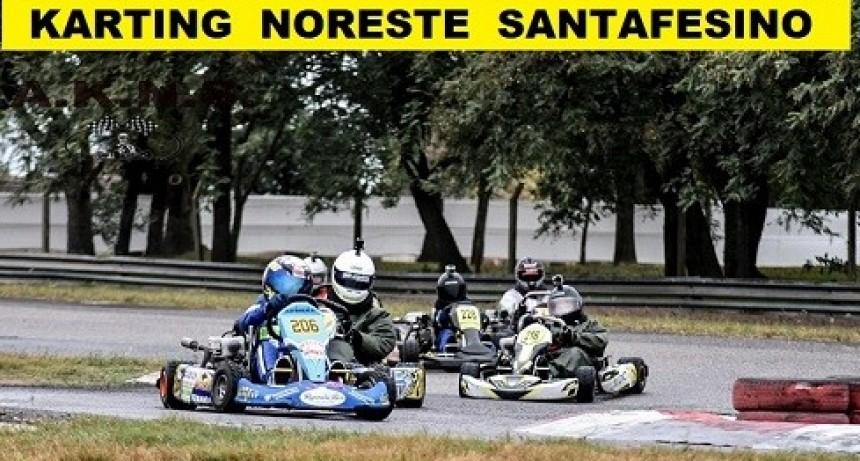 5º Fecha del Campeonato del Karting del Noreste Santafesino