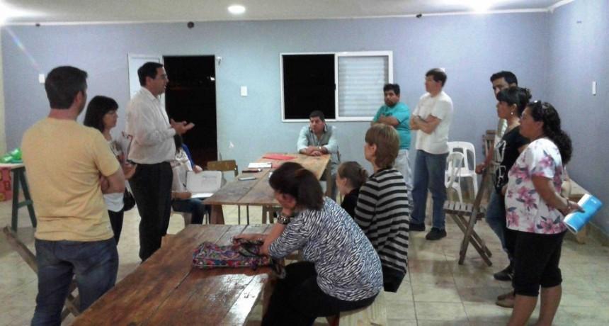 Planificación Participativa en barrios Centro, San Martín y Oeste