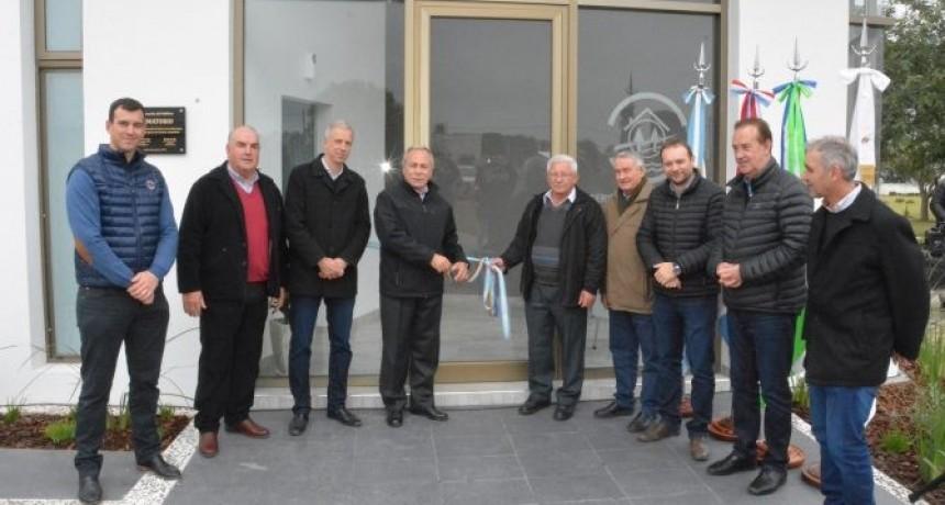 Avellaneda inauguró el servicio de crematorio