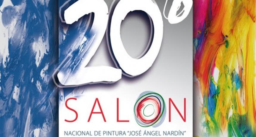 20º Salón nacional de Pintura Julio Nardín en Avellaneda