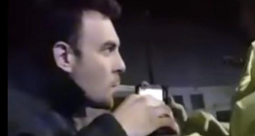 Vallejos inició un sumario y suspendió a Federico Gasparutti por chocar borracho