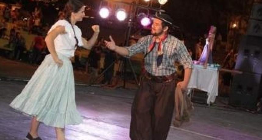 Peña folclórica este sábado en El Club de Abuelos