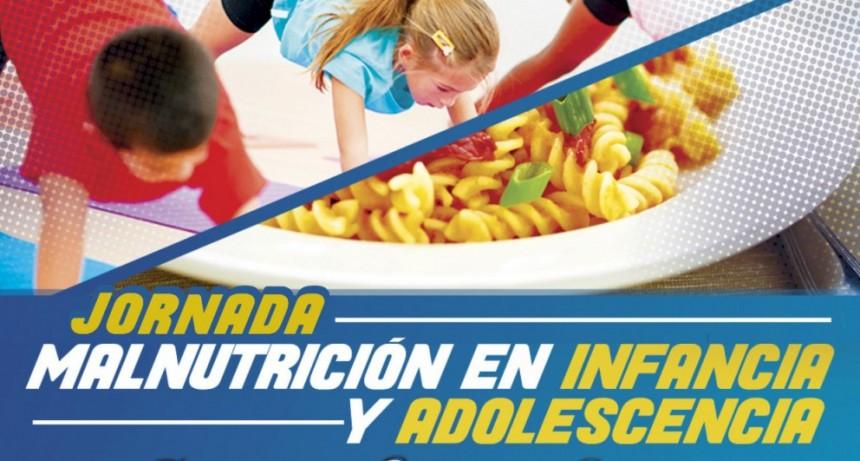 Jornada sobre malnutrición en la infancia y la adolescencia
