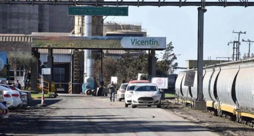 Urgente: Lorenzini convocó a Vicentín y la Provincia para llegar a un acuerdo