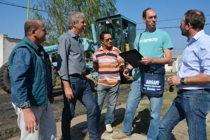 Plan de mejoramiento barrial en Avellaneda