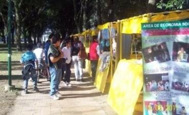 Feria Productiva en Reconquista