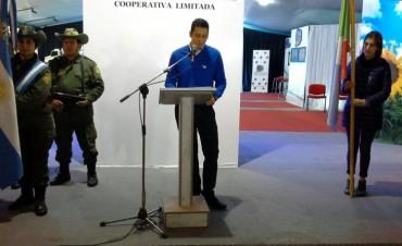 Expo Rural: se inauguró el sector de Industria, Comercio y Servicios