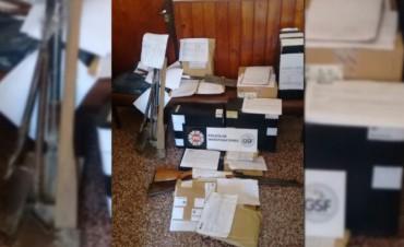 Caso Rosalía: allanaron la casa de dos policías