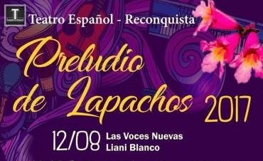 4° Edición de Preludio de Lapachos