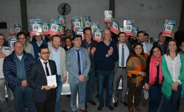 Se entregaron 40 escrituras en Avellaneda
