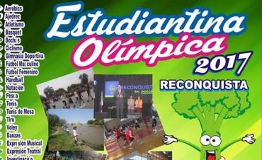 El miércoles comienza la Estudiantina Olimpica 2017