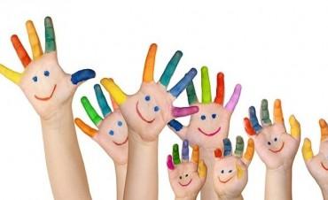 Juntos podemos: Festejo por el día del niño