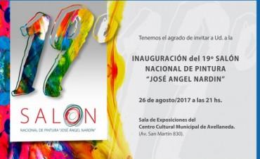 19º Salon Nacional de Pintura de Avellaneda