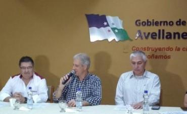 Presentaron la primera carrera del automovilismo zonal en Avellaneda