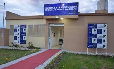 Inauguran oficina de la Secretaría de la Producción en Reconquista