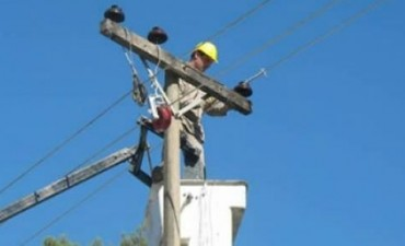 Corte de energía para este viernes en Reconquista