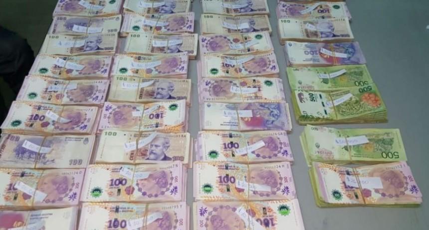 Un detenido por el robo a Dolbi y recuperaron el dinero