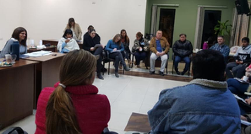 Salud: se reunió la mesa interinstitucional