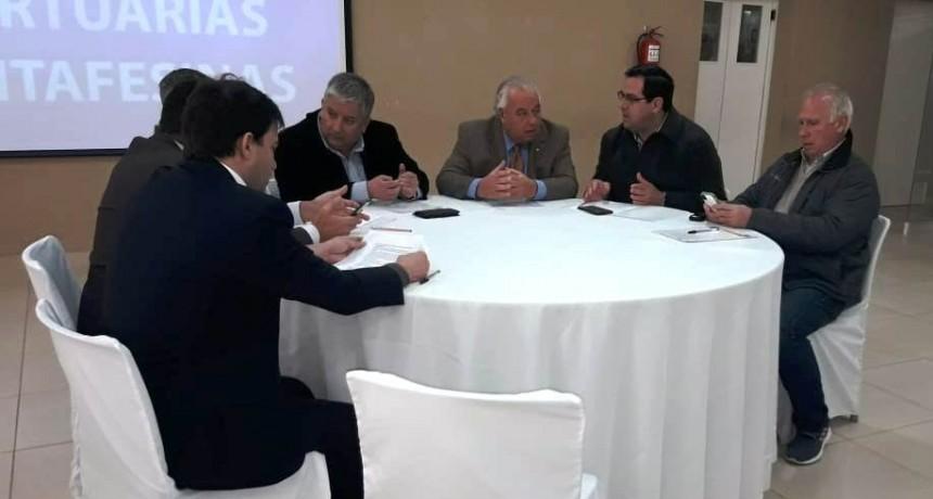 Vallejos participó del Foro de Localidades Portuarias Santafesinas