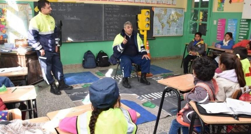Educación vial una prioridad en Avellaneda