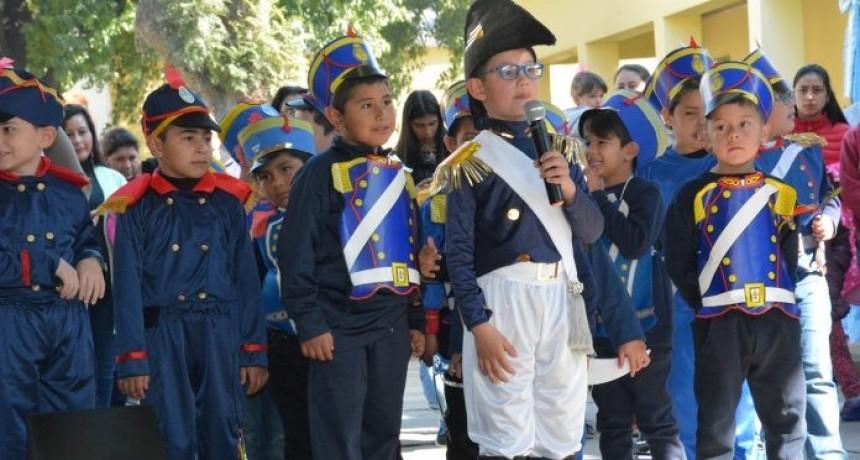 Avellaneda conmemoró la muerte del Gral. San Martín
