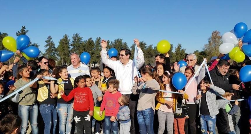 Miles de personas disfrutaron el Festival por el Día del Niño en Reconquista