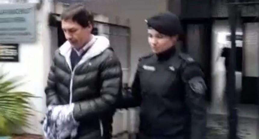Hernández dijo que detrás de su caso hay «un terrorismo institucional»